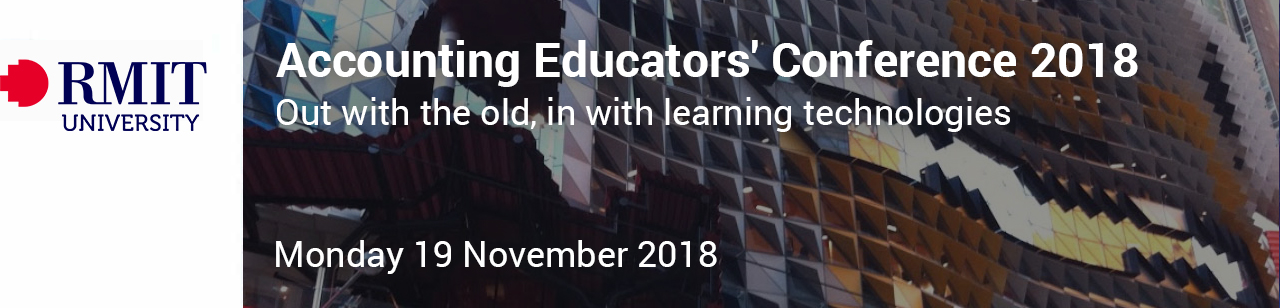 Accounting Educators' Conference 2018