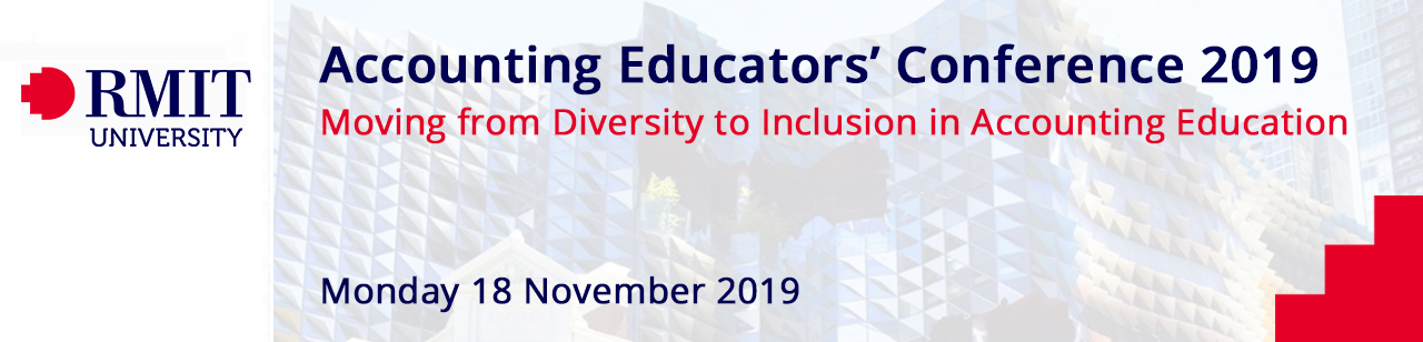 Accounting Educators' Conference 2019